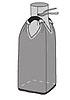 2-loop-conical filling-spout-fibc