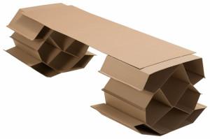 Single pack, pallet-sized, side-to-side Void Filler3